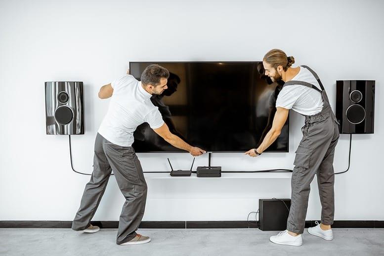 tv installation greater toronto area